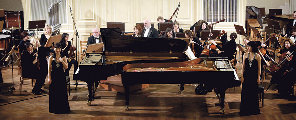Фортепианный дуэт: современная жизнь жанра