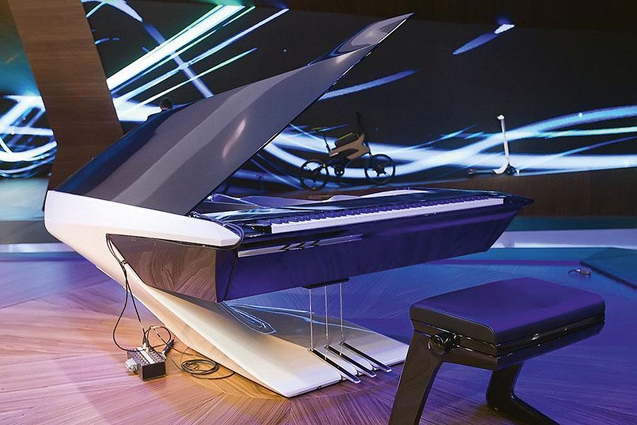 Piano Universum: прощание с Олимпом