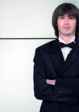 Филипп  Копачевский:  «Не хочу,  чтобы  концертная  жизнь превращалась вчёс»